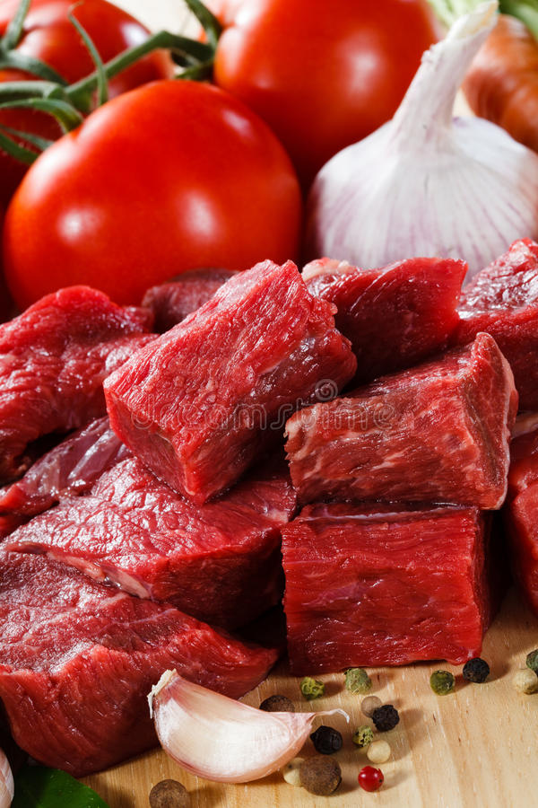 Download Fresh Raw Beef Stock Photography - Image: 29889532
