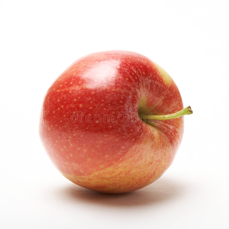 Free Fresh Red Apple Stock Image - 4129861
