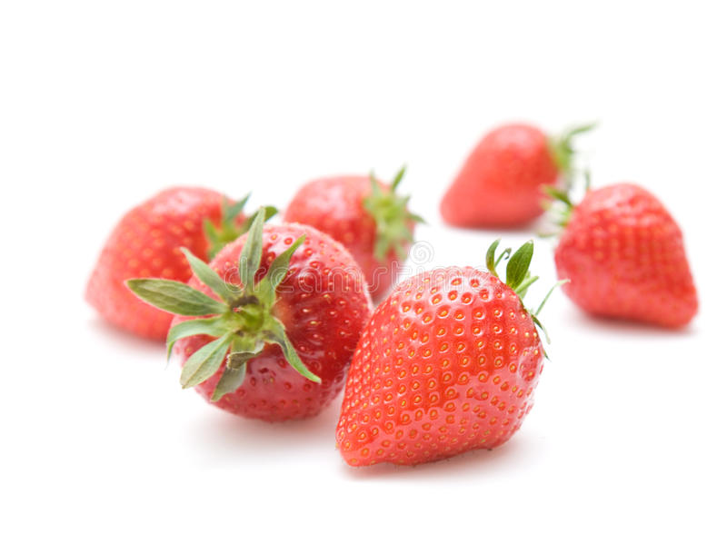 Download Fresh Red Ripe Strawberries Stock Photo - Image: 14426090