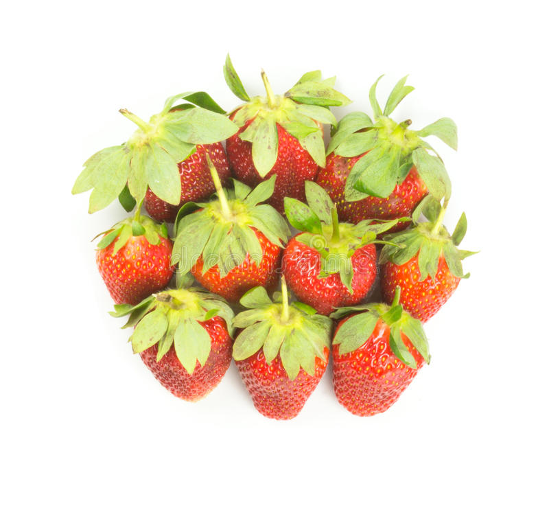 Download Fresh red strawberries stock photo. Image of nutrition - 22183020