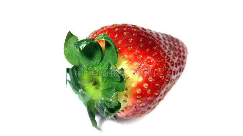 Download A Strawberry stock photo. Image of color, chopped, fresh - 30124782
