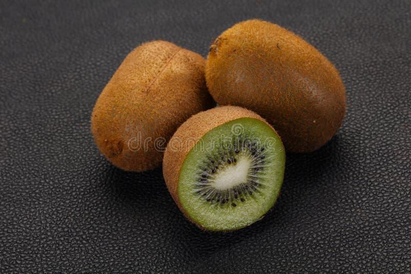 Fresh ripe kiwi stock photography