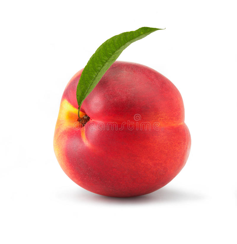 Download Fresh ripe peach stock image. Image of healthy, close - 11809383