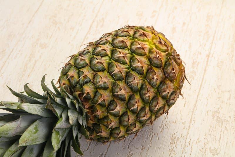 Fresh ripe Pineapple stock photo