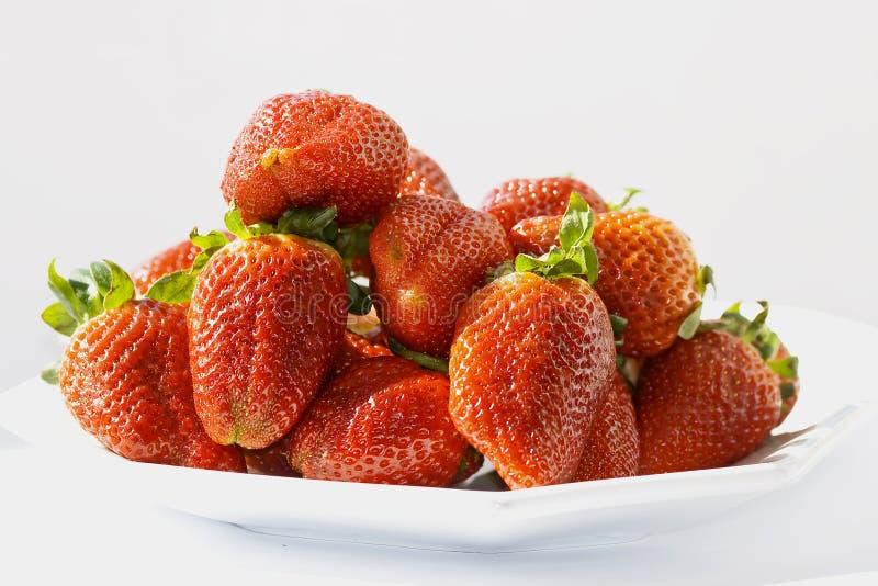 Download Fresh ripe strawberry stock photo. Image of large, close - 24611798
