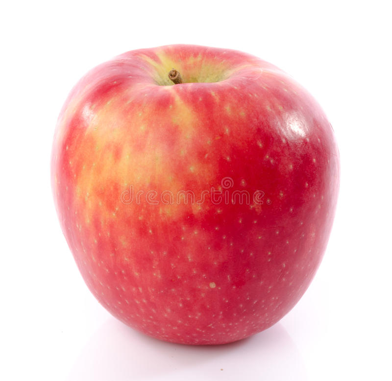 Free Fresh Royal Gala Apple Closeup Royalty Free Stock Image - 57057716
