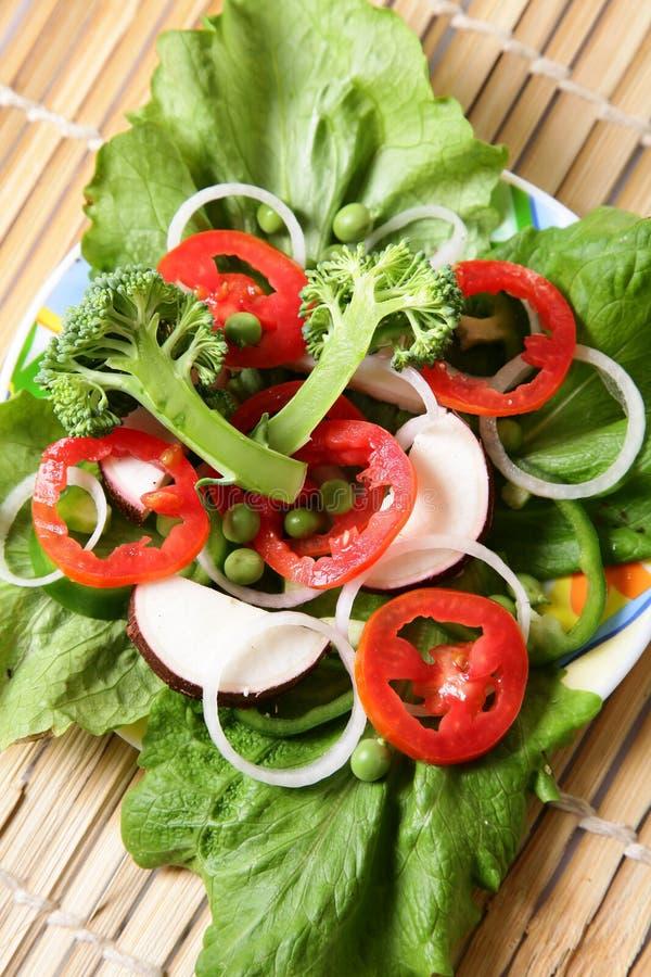 Download Fresh salad stock photo. Image of tasty, ingredients - 18123924