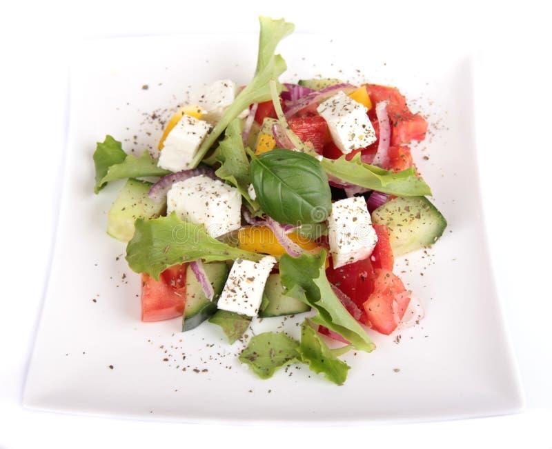 Download Fresh salad stock photo. Image of light, mayonnaise, elegant - 18705266