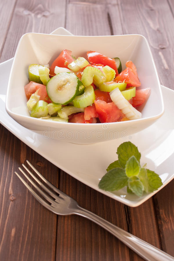 Download Fresh Salad Royalty Free Stock Photo - Image: 26254355