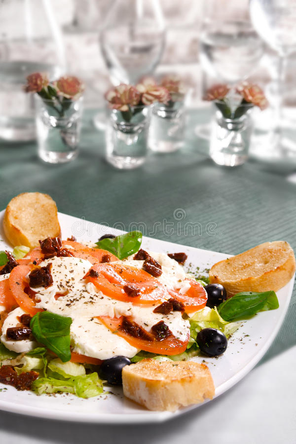 Download Fresh salad stock image. Image of appetizer, up, yellow - 29245563