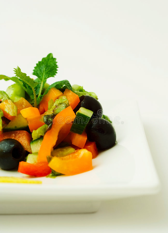 Free Fresh Salad. Royalty Free Stock Images - 4410759