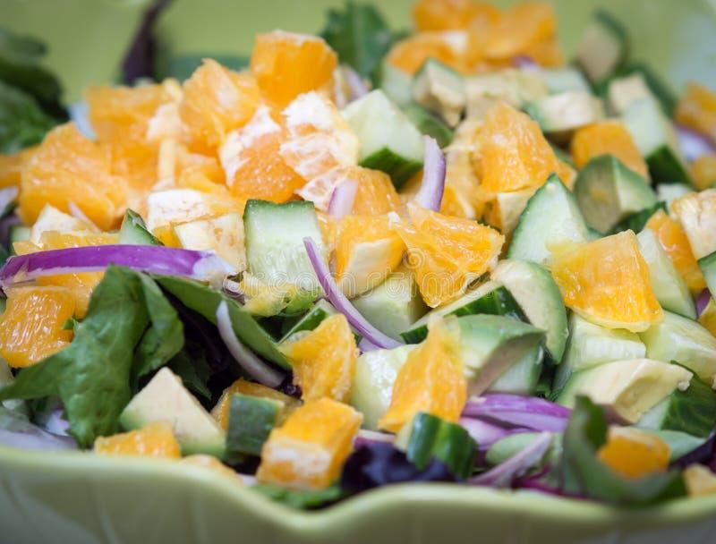 Download Fresh salad stock image. Image of food, healthy, fruit - 29996687