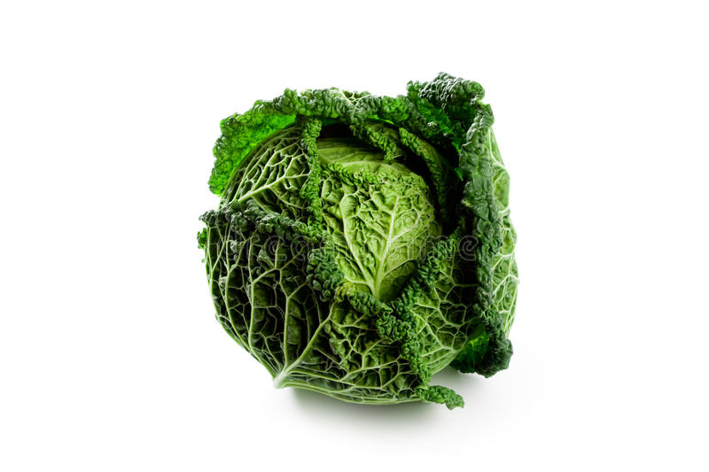 Download Fresh Savoy Cabbage Royalty Free Stock Images - Image: 16676479