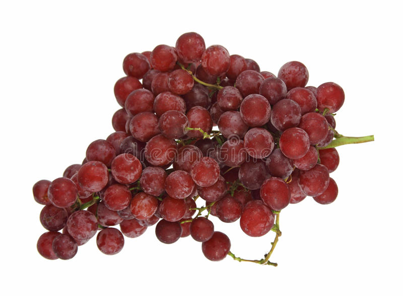 Download Fresh Seedless Red Grapes Royalty Free Stock Images - Image: 9859509