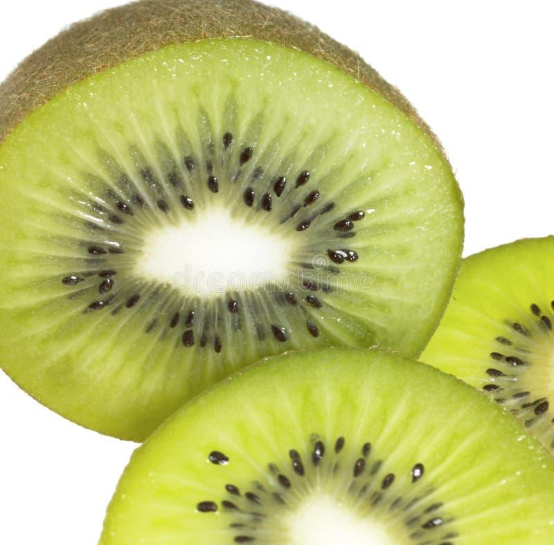 Free Fresh Sliced Kiwi Fruits Royalty Free Stock Photography - 27322757