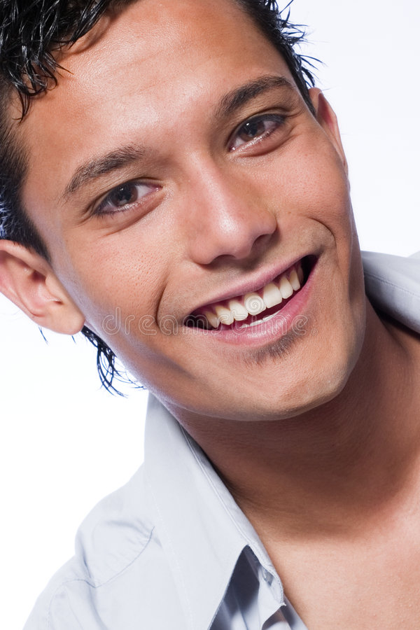 Fresh Smile stock images