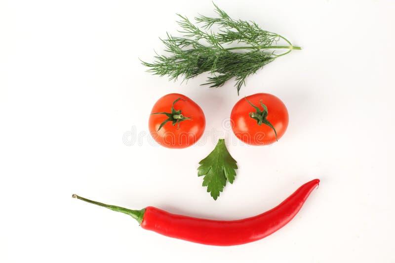 Fresh smile stock photos