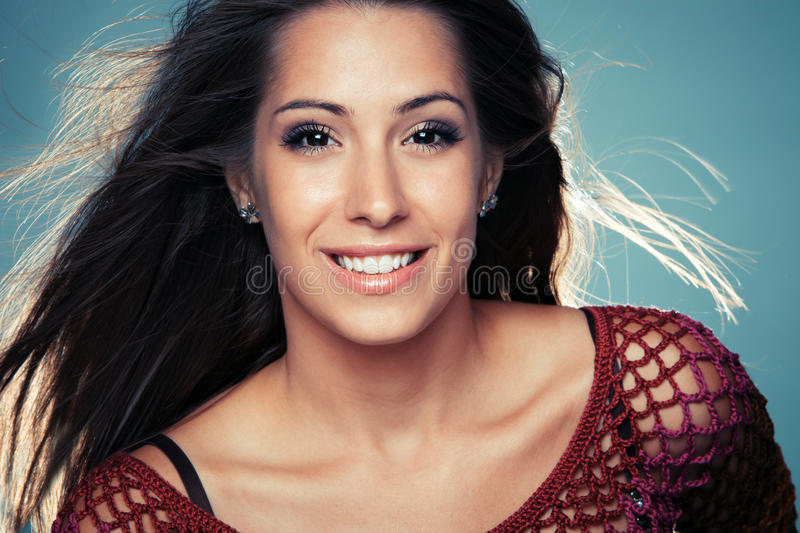 Download Fresh and smiling stock photo. Image of cosmetic, fresh - 25979646