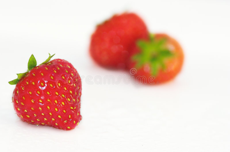 Download Fresh Strawberries Royalty Free Stock Photography - Image: 3257467