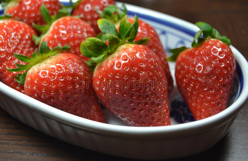 Download Fresh strawberries stock photo. Image of eating, food - 37090700