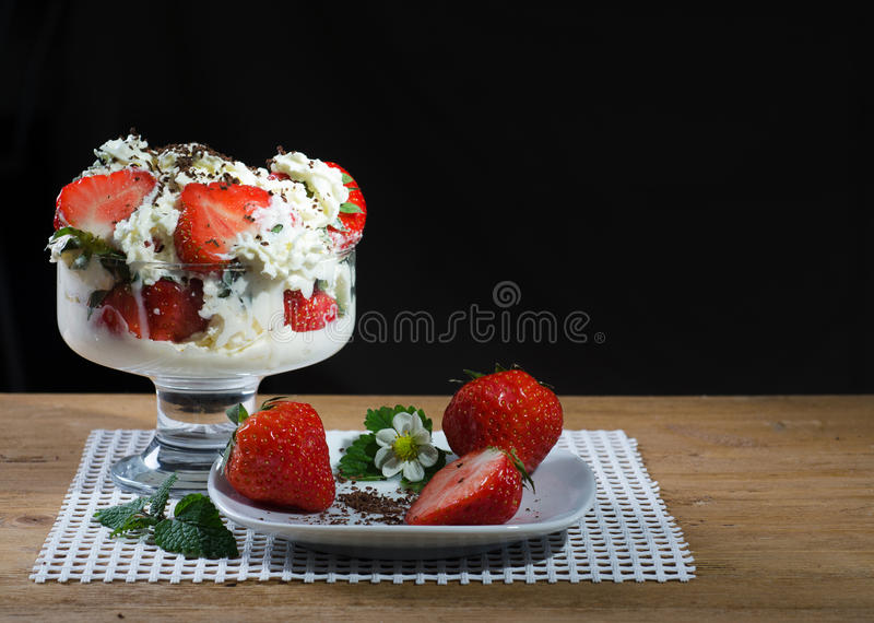 Download Fresh strawberry stock photo. Image of dairy, frais, diet - 27426628