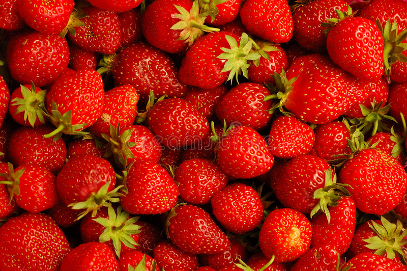 Download Fresh strawberry stock image. Image of nutrition, color - 4966441
