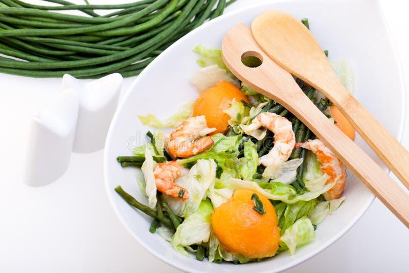 Fresh Summer Salad royalty free stock photography