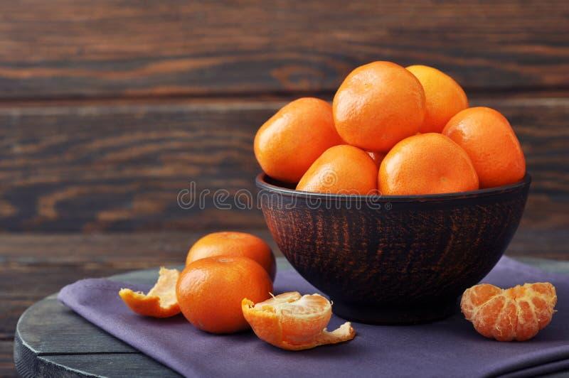 Download Fresh Tangerines Stock Photo - Image: 39082586