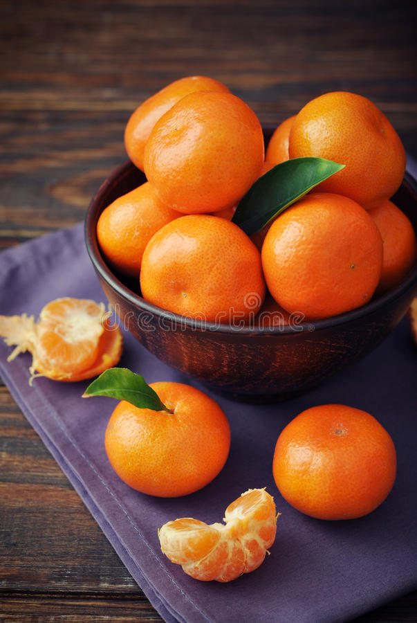 Download Fresh tangerines stock photo. Image of small, background - 39082592