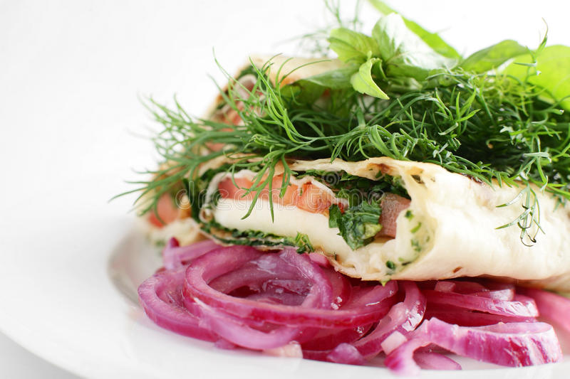 Download Fresh And Tasty Vegetables Salad Stock Photo - Image: 29027148