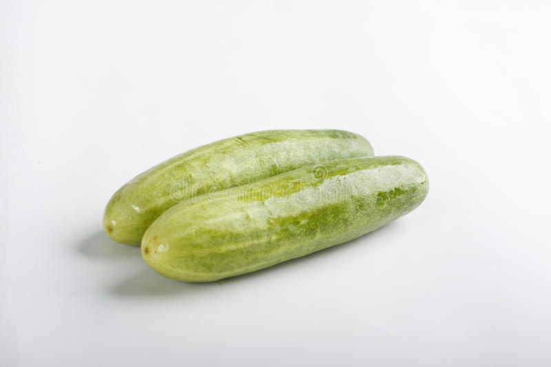 Fresh Thai Cucumber royalty free stock photos