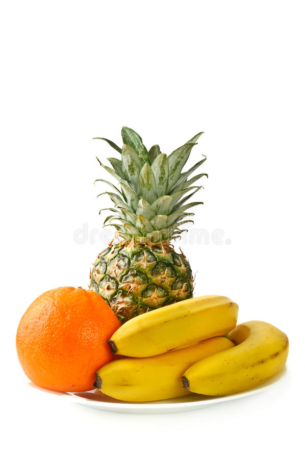 Download Fresh tropical fruits stock image. Image of eatable, fresh - 18713647