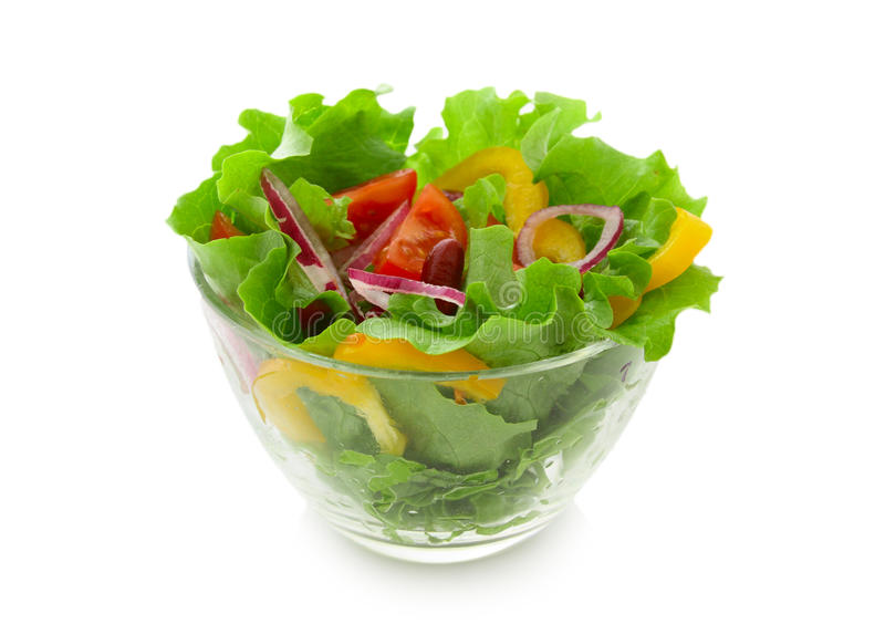 Download Fresh vegetable salad stock photo. Image of nutrition - 24075456