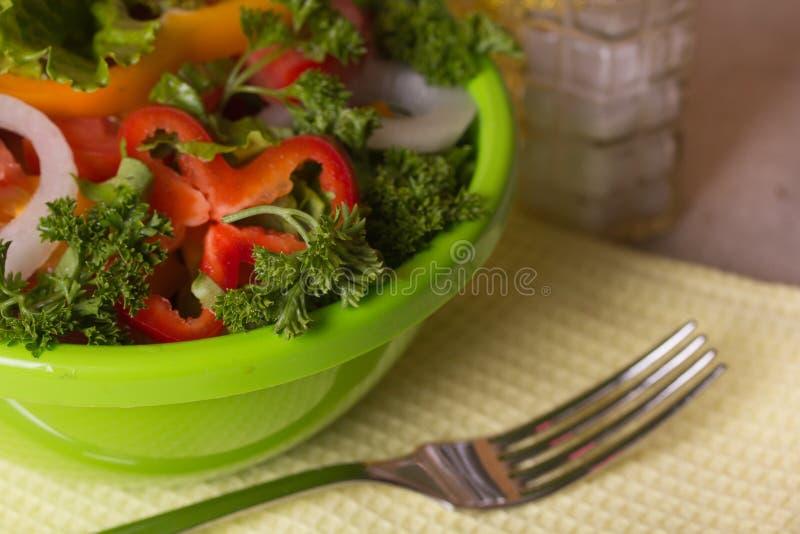 Download Fresh vegetable salad stock image. Image of healthy, light - 26645707