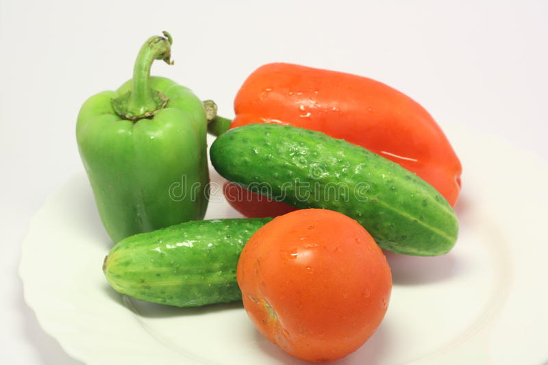 Download Fresh vegetables stock photo. Image of agriculture, colors - 11910198