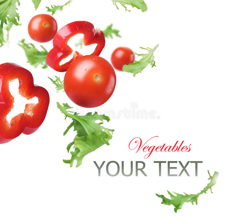 Download Fresh Vegetables stock photo. Image of appetizer, cherry - 19004604