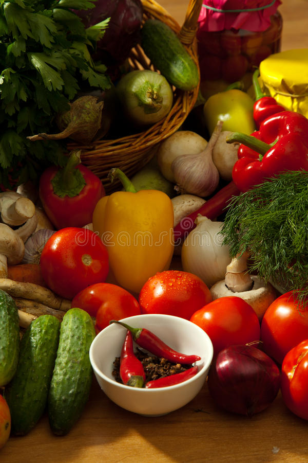 Download Fresh Vegetables Stock Photography - Image: 26827942