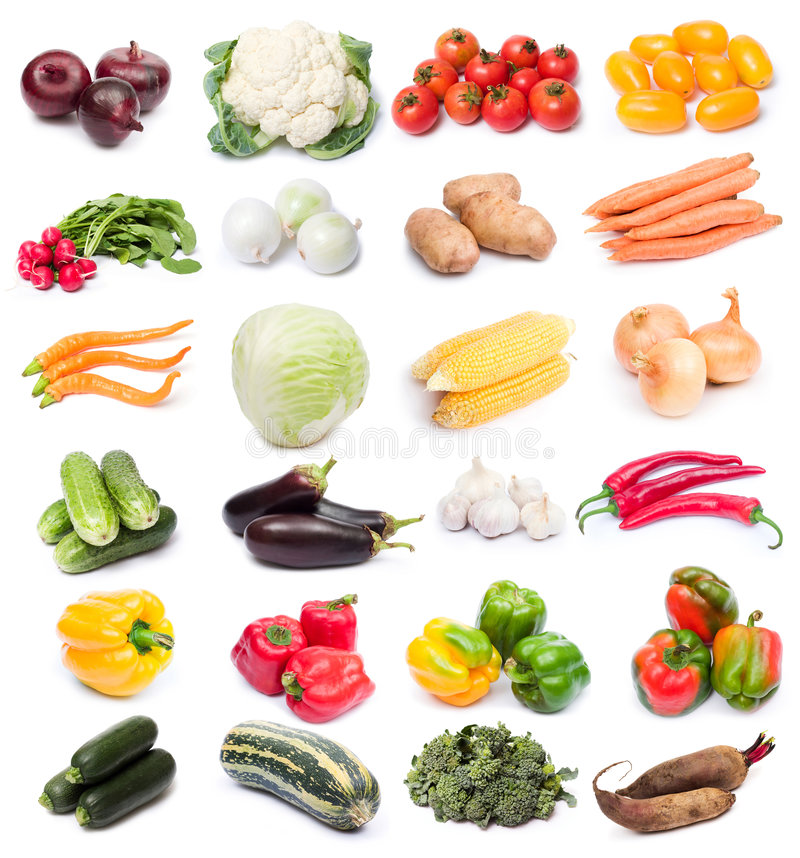 Free Fresh Vegetables Stock Photo - 3141830