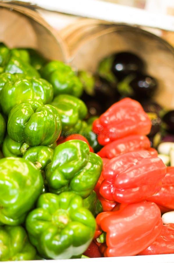 Fresh Vegetables Farmers Market in Memphis stock photography