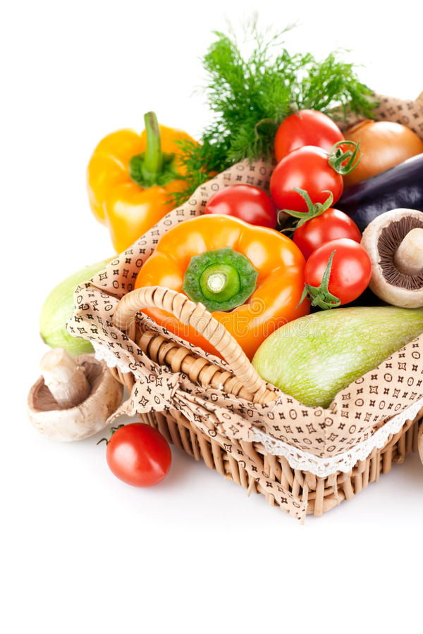 Download Fresh Vegetables With Leaves Stock Image - Image: 24496583