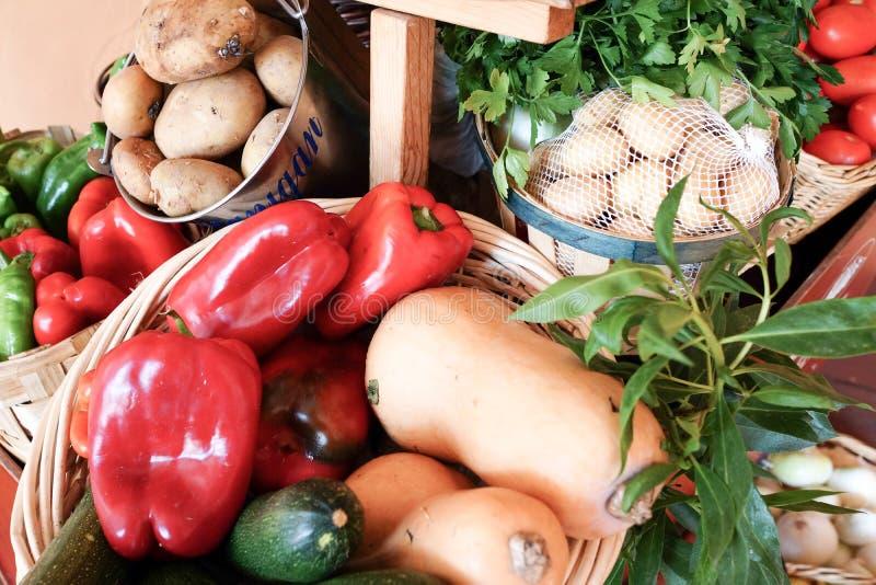 Download Fresh vegetables stock image. Image of product, paprika - 33016281
