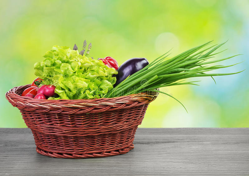 Download Fresh  vegetables stock photo. Image of leaf, groceries - 34262104