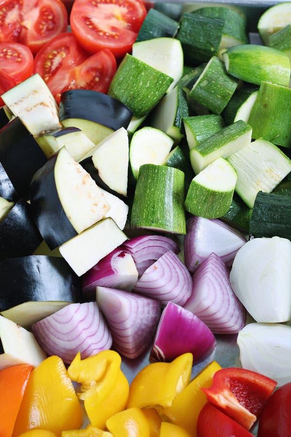 Free Fresh Veggies Ready To Roast Stock Photo - 14935230