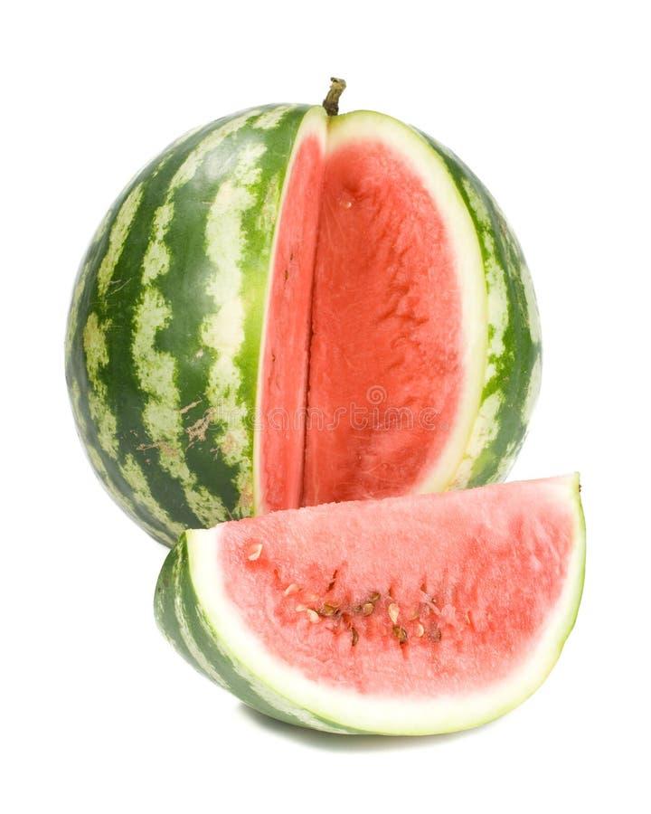 Fresh watermelon royalty free stock image