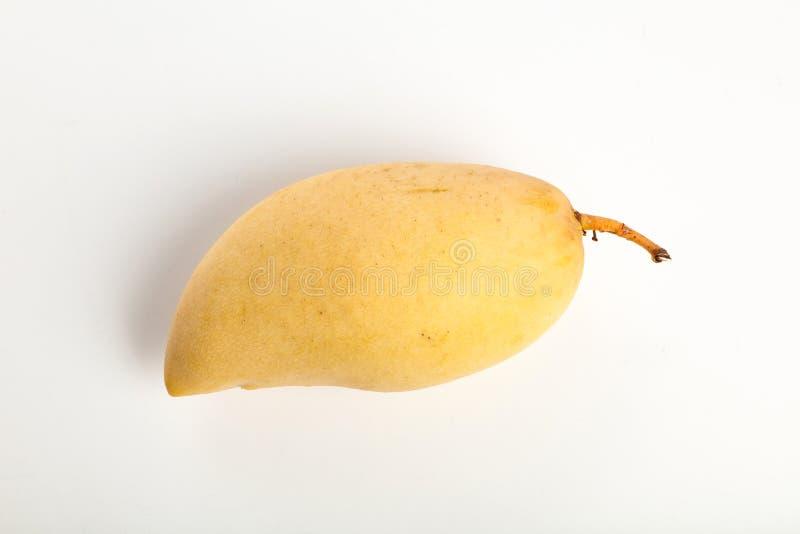 Fresh yellow mango royalty free stock image
