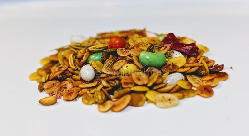 Freshing sötsaker för indisk mun royaltyfri fotografi