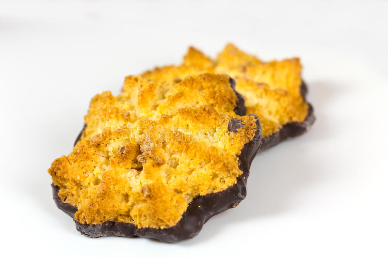 Download Freshly Baked Home Made Coconut Macaroons , Shallow Depth Of Field Stock Photo - Image: 28319394