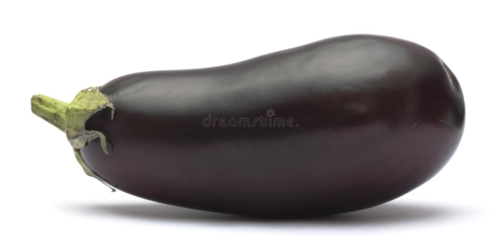 Download Freshness aubergine stock image. Image of single, organic - 5626043