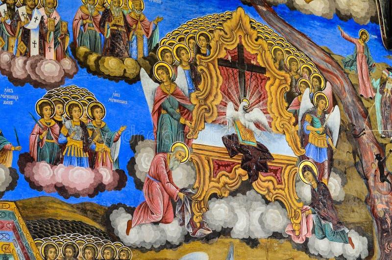 fresko royalty-vrije stock foto