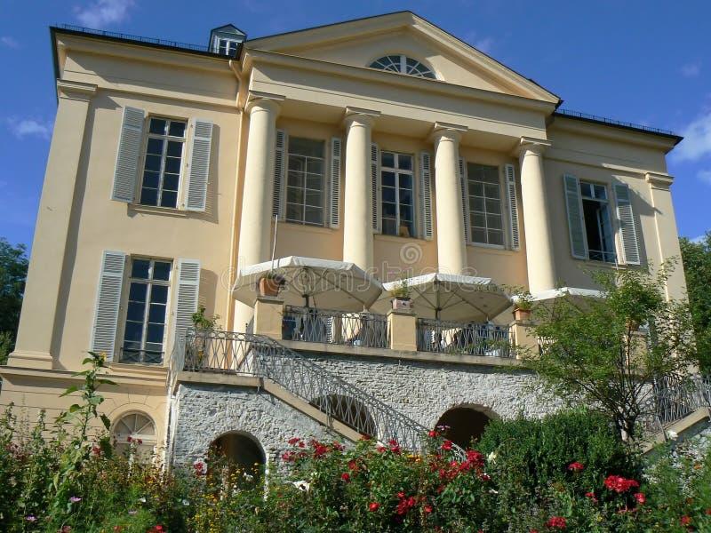 freudenberg pałac fotografia stock